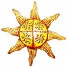 Wandlamp-Sunny