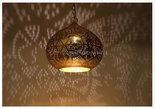 Filigrain-hanglamp-Varanasi-goud