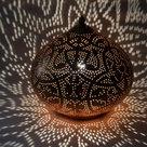 Filigrain-tafellamp-Jaipur-koper