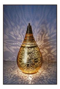 Tafellamp filigraan Brama