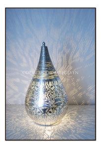 Tafellamp filigraan Shiva